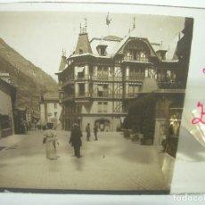 Fotografía antigua: 17 CRISTALES ESTEREOSCOPICOS........SUIZA.....CIRCA...1900. Lote 96988307
