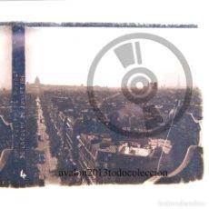 Fotografía antigua: PARIS - FRANCIA - CRISTAL ESTEREOSCÓPICO - FOTOGRAFÍA ÚNICA - AÑOS 10/20. Lote 98386143