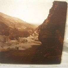 Fotografía antigua: CATORCE.... CRISTALES ESTEREOSCOPICOS.......PIRINEOS..CARRANÇA, SIERRA CADI. ETC.....CIRCA...1900. Lote 98651319
