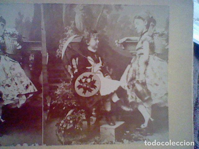 Fotografía antigua: fotografia estereoscopica muchachas sombrillas - Foto 3 - 102003671