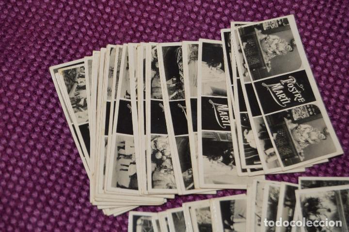 Fotografía antigua: Estereóscopo MIGNON - 50 fotogramas/fotos de PUBLICIDAD PASTELERÍA POSTRE MARTI - 1900 - RARÍSIMOS - Foto 3 - 105939771