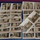Fotografía antigua: ANTIGUA Y VINTAGE - SERIE COMPLETA - TOLEDO - 3ª SERIE - 15 IMÁGENES ESTEREO - RELLEY - HAZ OFERTA. Lote 105977131