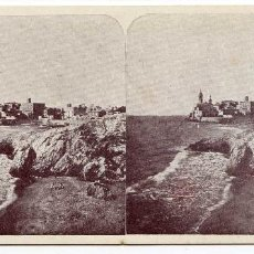Fotografía antigua: SITGES, REGALO A LOS SUSCRIPTORES REVISTA HISPANIA, HERMENEGILDO MIRALLES BARCELONA. 1900 ?. Lote 107039911