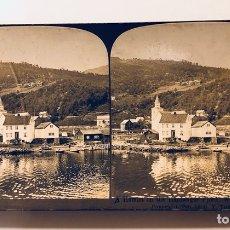 Fotografía antigua: FOTOGRAFÍA ESTEREOSCOPICA AMERICAN STEREOSCOPIC COMPANY.WESTERN NORWAY.. Lote 113884350