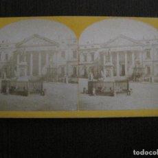 Fotografía antigua: MADRID - PALACIO DE LAS CORTES -VER FOTOS-(V-13.684). Lote 113943139