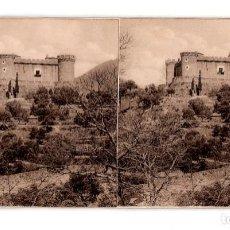 Fotografía antigua: ÁVILA. SIERRA DE GREDOS. CASTILLO DE MOMBRELTRÁN. Lote 115593931