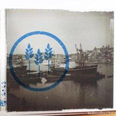 Fotografía antigua: PORTUGAL - OPORTO - CRISTAL ESTEREOSCÓPICO - FOTOGRAFÍA ÚNICA. Lote 117442099