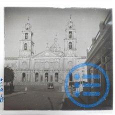 Fotografía antigua: PORTUGAL - MAFRA - PALACIO NACIONAL DE MAFRA - CRISTAL ESTEREOSCÓPICO - FOTOGRAFÍA ÚNICA. Lote 117542507