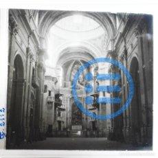 Fotografía antigua: PORTUGAL - MAFRA - PALACIO NACIONAL DE MAFRA - CRISTAL ESTEREOSCÓPICO - FOTOGRAFÍA ÚNICA. Lote 117542603