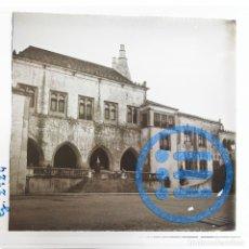 Fotografía antigua: PORTUGAL - SINTRA - PALACIO NACIONAL DE SINTRA - CRISTAL ESTEREOSCÓPICO - FOTOGRAFÍA ÚNICA. Lote 117543611