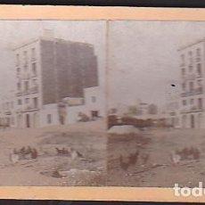 Old photograph - FOTOGRAFIA ESTEREOSCOPICA BARCELONA AFUERAS - 117827499