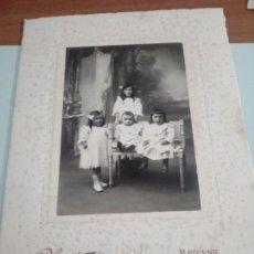 Fotografía antigua: ANTIGUA FOTOGRAFÍA. Lote 118961356