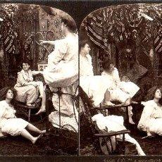 Fotografía antigua: FOTOGRAFIA ESTEROSCOPICA. IMPERIAL SERIES. 9 X 18 CM.. Lote 125393423