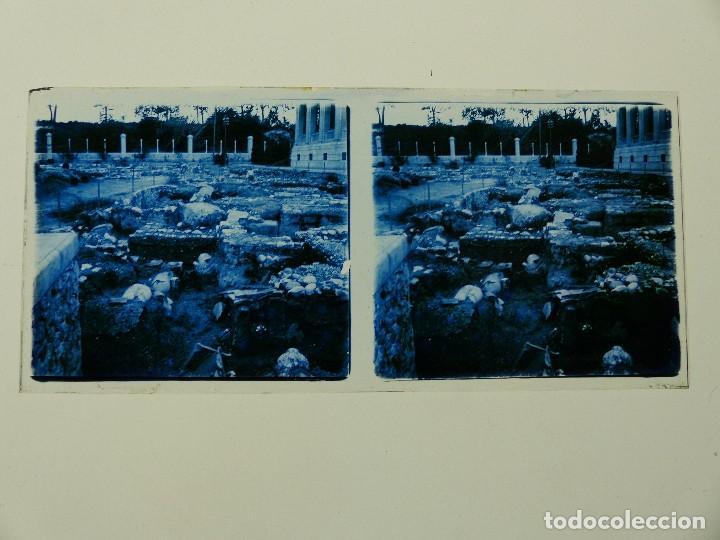Fotografía antigua: TARRAGONA, POBLET, SANTES CREUS - 17 CRISTALES ESTEREOSCOPICOS - AÑOS 1930-40 - Foto 2 - 127770267