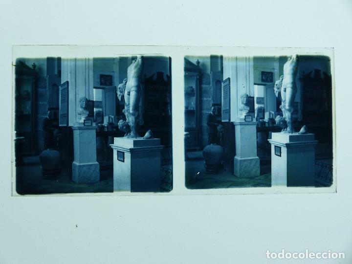 Fotografía antigua: TARRAGONA, POBLET, SANTES CREUS - 17 CRISTALES ESTEREOSCOPICOS - AÑOS 1930-40 - Foto 3 - 127770267
