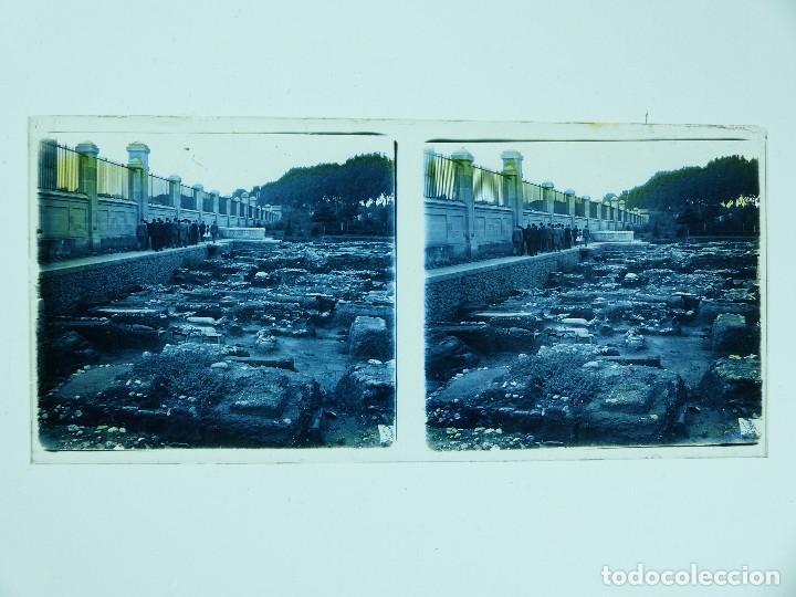 Fotografía antigua: TARRAGONA, POBLET, SANTES CREUS - 17 CRISTALES ESTEREOSCOPICOS - AÑOS 1930-40 - Foto 4 - 127770267