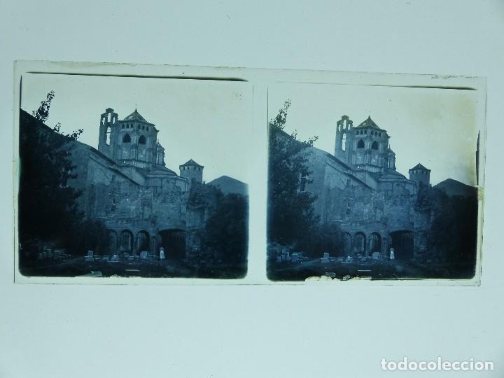Fotografía antigua: TARRAGONA, POBLET, SANTES CREUS - 17 CRISTALES ESTEREOSCOPICOS - AÑOS 1930-40 - Foto 8 - 127770267