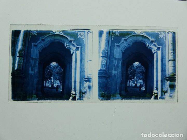 Fotografía antigua: TARRAGONA, POBLET, SANTES CREUS - 17 CRISTALES ESTEREOSCOPICOS - AÑOS 1930-40 - Foto 11 - 127770267