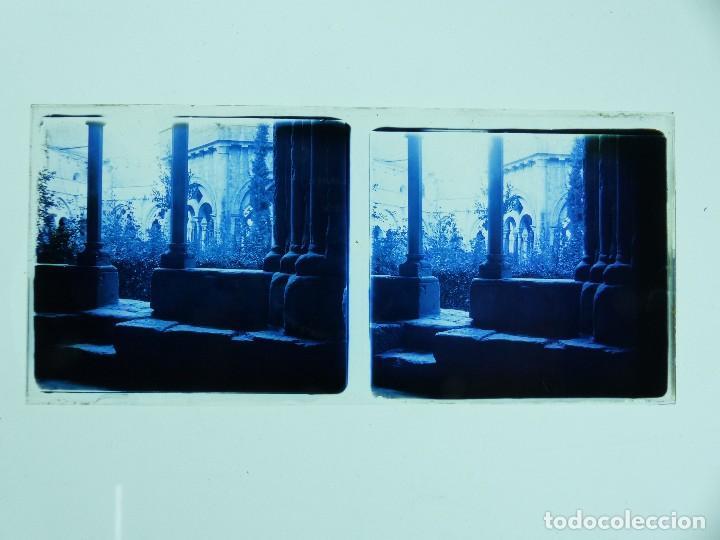 Fotografía antigua: TARRAGONA, POBLET, SANTES CREUS - 17 CRISTALES ESTEREOSCOPICOS - AÑOS 1930-40 - Foto 13 - 127770267