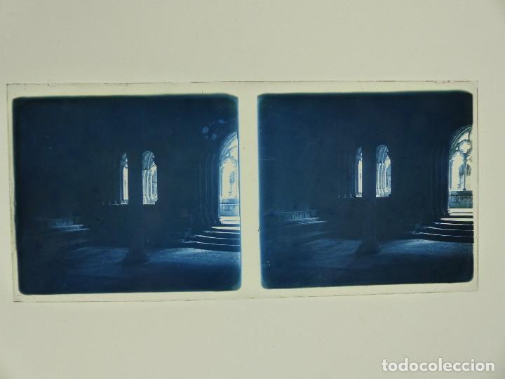 Fotografía antigua: TARRAGONA, POBLET, SANTES CREUS - 17 CRISTALES ESTEREOSCOPICOS - AÑOS 1930-40 - Foto 14 - 127770267