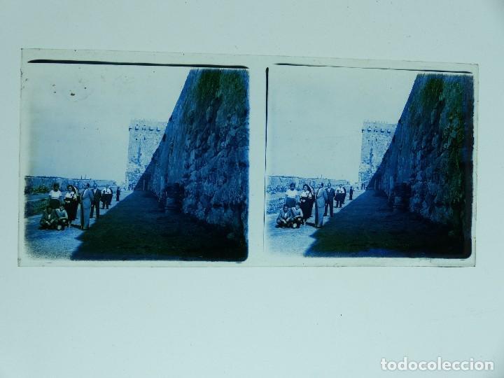 Fotografía antigua: TARRAGONA, POBLET, SANTES CREUS - 17 CRISTALES ESTEREOSCOPICOS - AÑOS 1930-40 - Foto 18 - 127770267
