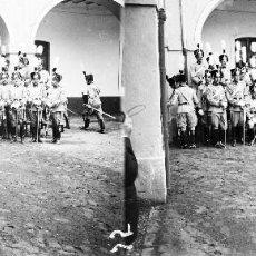Fotografía antigua: VALENCIA - CORONACION, REINA VICTORIA EUGENIA - NEGATIVO EN CRISTAL ESTEREOSCOPICO - AÑOS 1920-30. Lote 128365443