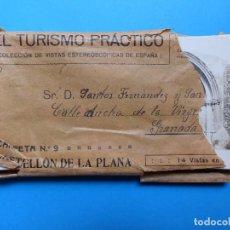 Fotografía antigua: CASTELLON - 14 VISTAS ESTEREOSCIPICAS EL TURISMO PRACTICO - AÑOS 1920-30 - VER FOTOS ADICIONALES. Lote 129092703