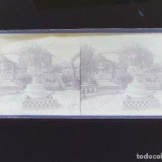 Fotografía antigua: VALENCIA - VISTA - NEGATIVO EN CRISTAL ESTEREOSCOPICO - AÑOS 1910-20. Lote 130298102