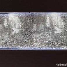 Fotografía antigua: VALENCIA - VISTA - NEGATIVO EN CRISTAL ESTEREOSCOPICO - AÑOS 1910-20. Lote 130300002
