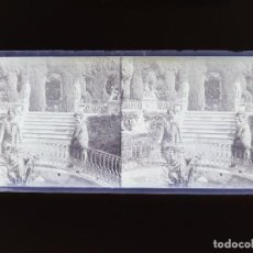 Fotografía antigua: VALENCIA - VISTA - NEGATIVO EN CRISTAL ESTEREOSCOPICO - AÑOS 1910-20. Lote 130300050