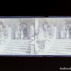Fotografía antigua: VALENCIA - VISTA - NEGATIVO EN CRISTAL ESTEREOSCOPICO - AÑOS 1910-20. Lote 130300158