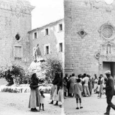 Fotografía antigua: VALENCIA - VISTA - NEGATIVO EN CRISTAL ESTEREOSCOPICO - AÑOS 1910-20. Lote 130307742