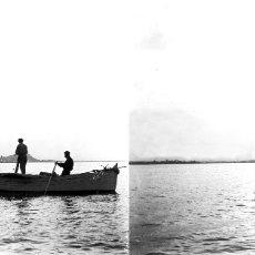 Fotografía antigua: VALENCIA - VISTA - POSITIVO EN CRISTAL ESTEREOSCOPICO - AÑOS 1910-20. Lote 130309262