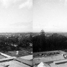 Fotografía antigua: VALENCIA - VISTA - NEGATIVO EN CRISTAL ESTEREOSCOPICO - AÑOS 1910-20. Lote 130311562