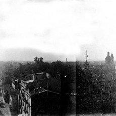 Fotografía antigua: VALENCIA - VISTA - NEGATIVO EN CRISTAL ESTEREOSCOPICO - AÑOS 1910-20. Lote 130312106