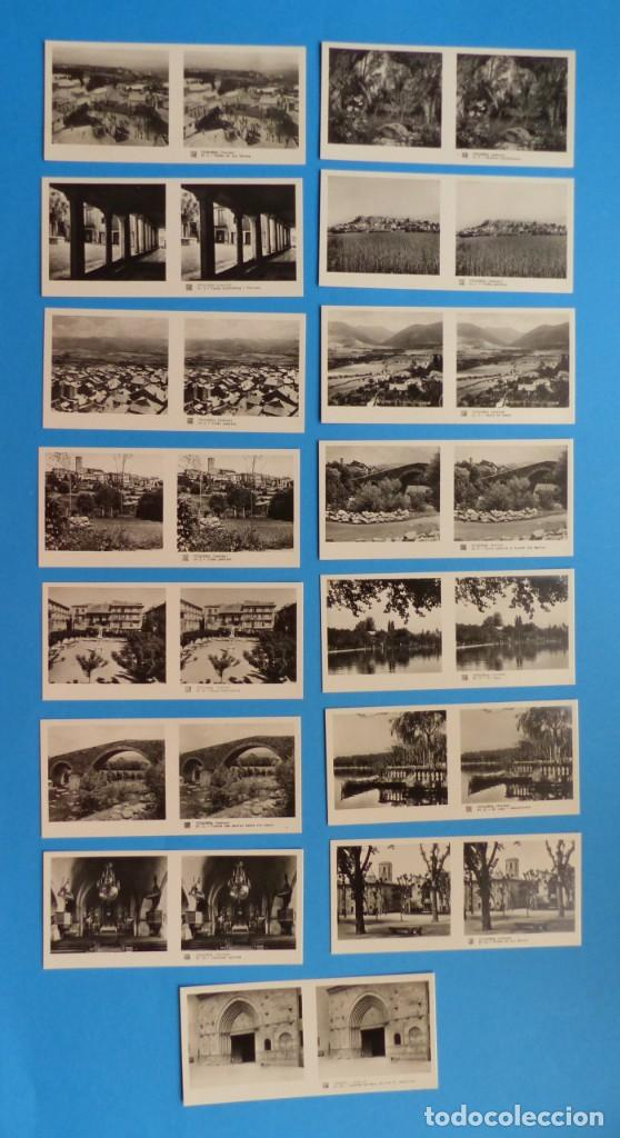 Fotografía antigua: PUIGCERDA, GERONA - VISTAS ESTEREOSCOPICAS DE ESPAÑA - COLECCION Nº 73 - 15 VISTAS RELLEV - Foto 2 - 130787520