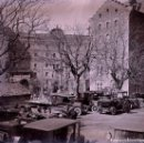 Fotografía antigua: MONTSERRAT. EXPLANADA. COCHES. AUTOMOVILISMO ANTES DE LA GUERRA. PRECIOSA IMAGEN. C. 1920. Lote 130846208