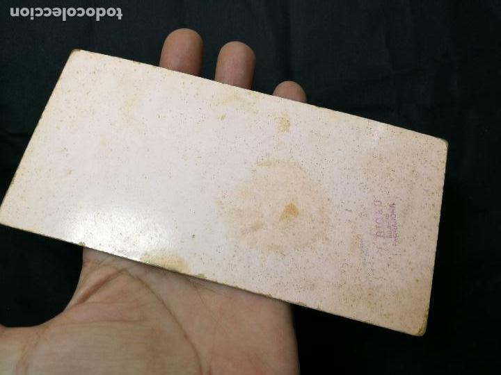 Fotografía antigua: estereoscópica albúmina Nº 18 VISTAS DE BARCELONA NUEVA ADUANA - Foto 2 - 133808770
