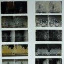 Fotografía antigua: BARCELONA Y/O PROVINCIA - 16 PLACAS NEGATIVOS EN CRISTAL ESTEREOSCOPICOS - AÑOS 1920-30. Lote 135193138