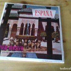 Fotografía antigua: ESPAÑA - VIEW MASTER. Lote 135576402