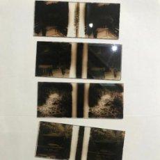 Fotografía antigua: LOTE DE 5 CRISTALES ESTEREOSCOPICOS CON IMAGENES DE JAPON KOBE PRINCIPIOS DE SIGLO XX. Lote 139881526
