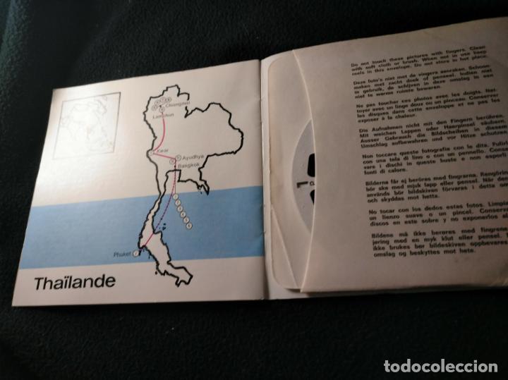 Fotografía antigua: thailande view master 3 discos - Foto 2 - 142329090
