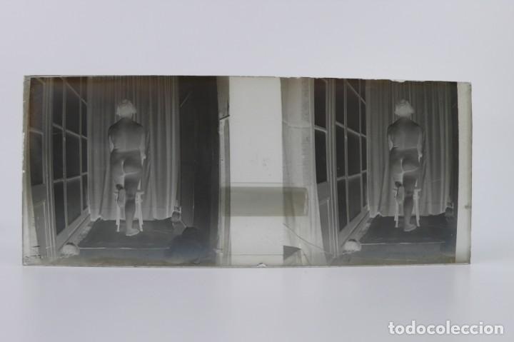Fotografía antigua: Fotografías eróticas artísticas - Colección 64 fotografías estereoscópicas - Ca.1900 - Foto 22 - 142334502