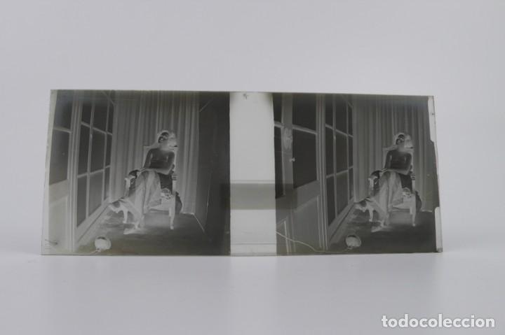 Fotografía antigua: Fotografías eróticas artísticas - Colección 64 fotografías estereoscópicas - Ca.1900 - Foto 26 - 142334502
