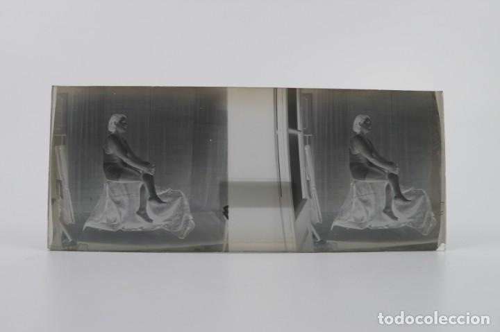 Fotografía antigua: Fotografías eróticas artísticas - Colección 64 fotografías estereoscópicas - Ca.1900 - Foto 27 - 142334502