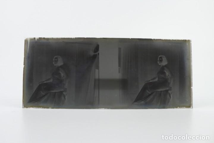 Fotografía antigua: Fotografías eróticas artísticas - Colección 64 fotografías estereoscópicas - Ca.1900 - Foto 29 - 142334502