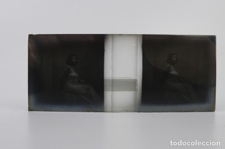 Fotografía antigua: Fotografías eróticas artísticas - Colección 64 fotografías estereoscópicas - Ca.1900 - Foto 31 - 142334502