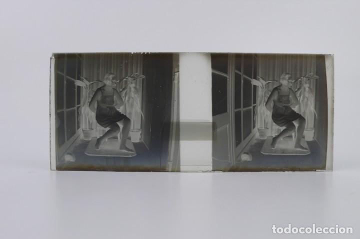 Fotografía antigua: Fotografías eróticas artísticas - Colección 64 fotografías estereoscópicas - Ca.1900 - Foto 33 - 142334502