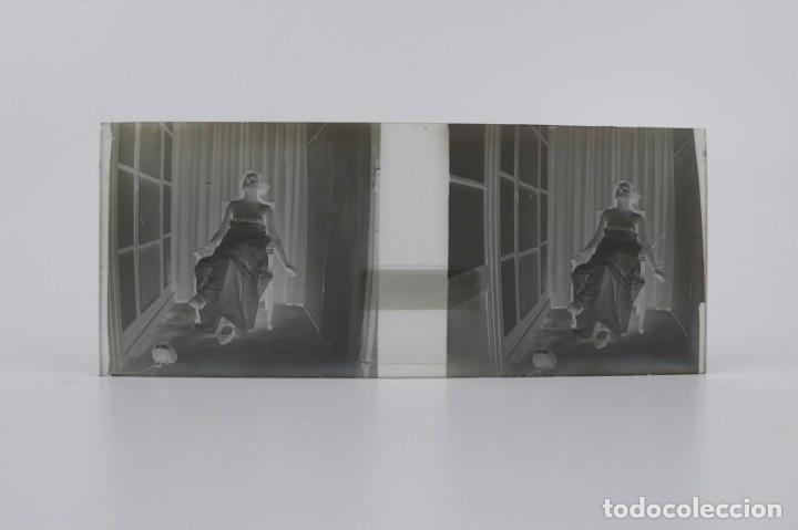 Fotografía antigua: Fotografías eróticas artísticas - Colección 64 fotografías estereoscópicas - Ca.1900 - Foto 34 - 142334502