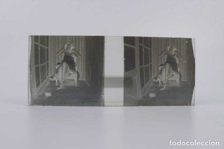 Fotografía antigua: Fotografías eróticas artísticas - Colección 64 fotografías estereoscópicas - Ca.1900 - Foto 35 - 142334502